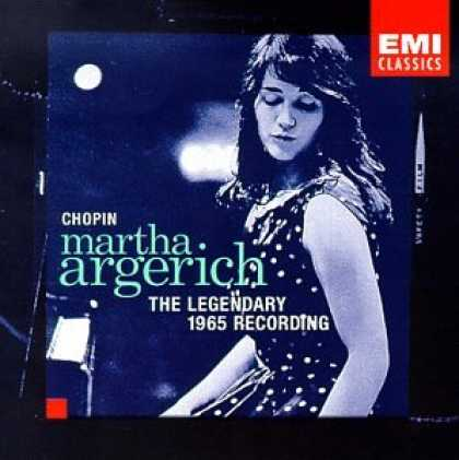 Bestselling Music (2007) - Martha Argerich Plays Chopin: The Legendary 1965 Recording by Martha Argerich