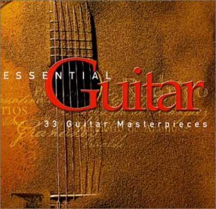 Bestselling Music (2007) - Essential Guitar: 33 Guitar Masterpieces