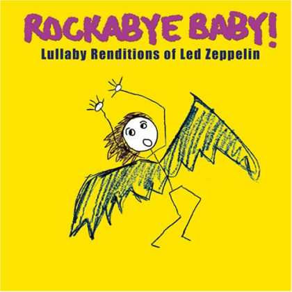 Bestselling Music (2007) - Rockabye Baby! Lullaby Renditions of Led Zeppelin by Various Artists