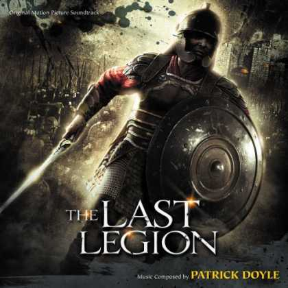 Bestselling Music (2007) - The Last Legion by Patrick Doyle