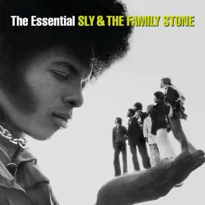 Bestselling Music (2007) - Essential Sly & Family Stone by Sly & Family Stone