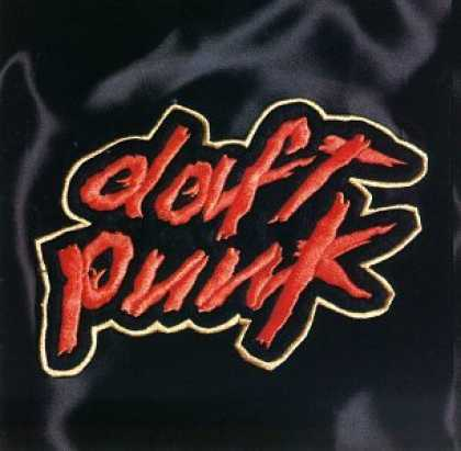 Bestselling Music (2007) - Homework by Daft Punk
