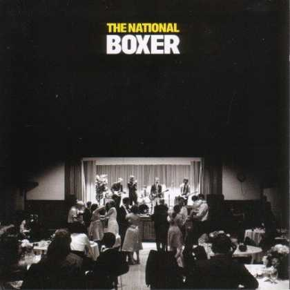 Bestselling Music (2007) - Boxer by The National
