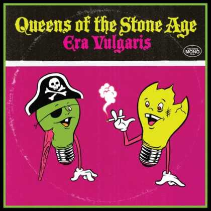Bestselling Music (2007) - Era Vulgaris by Queens of the Stone Age