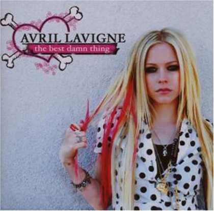 Bestselling Music (2007) - The Best Damn Thing [CLEAN] by Avril Lavigne