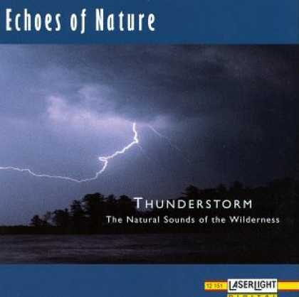 Bestselling Music (2007) - Echoes of Nature: Thunderstorm by Various Artists