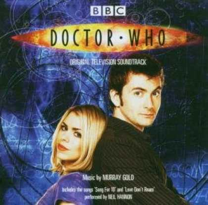 Bestselling Music (2007) - Doctor Who - Original Television Soundtrack