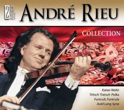 Bestselling Music (2007) - Andre Rieu Collection (2 CD)