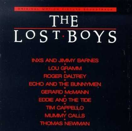 Bestselling Music (2007) - The Lost Boys: Original Motion Picture Soundtrack by Various Artists