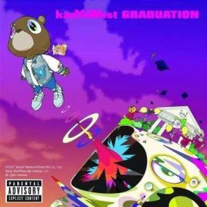 Bestselling Music (2007) - Graduation by Kanye West