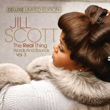 Bestselling Music (2007) - Real Thing: Words & Sounds 3 (W/Dvd) (Dlx) by Jill Scott