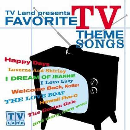 Bestselling Music (2007) - TV Land Presents: Favorite TV Theme Songs by Grecco, Cyndi