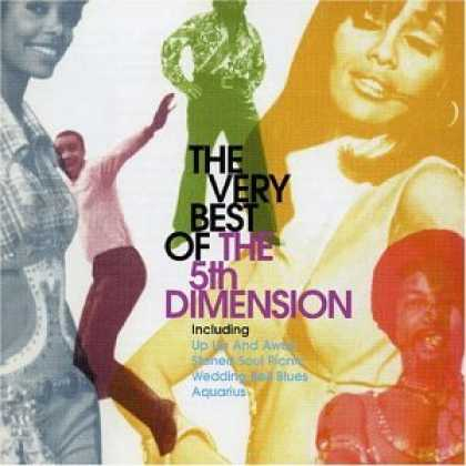 Bestselling Music (2007) - Very Best of the 5th Dimension by The 5th Dimension