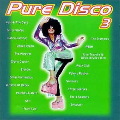 Bestselling Music (2007) - Pure Disco, Vol. 3 by Various Artists