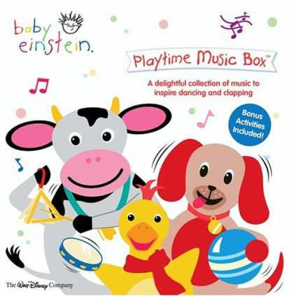 Bestselling Music (2007) - Baby Einstein: Playtime Music Box