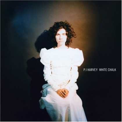 Bestselling Music (2007) - White Chalk by PJ Harvey