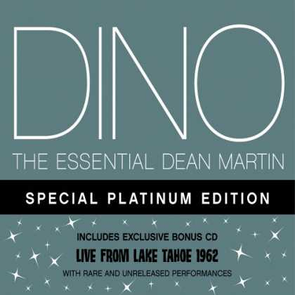 Bestselling Music (2007) - Dino: The Essential Dean Martin (Special Platinum Edition) by Dean Martin