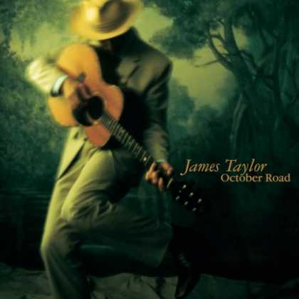 Bestselling Music (2007) - October Road by James Taylor