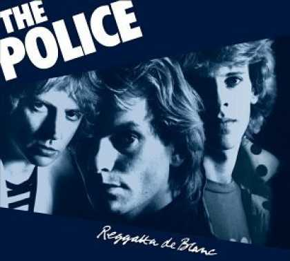 Bestselling Music (2007) - Reggatta de Blanc [Digipak] by The Police