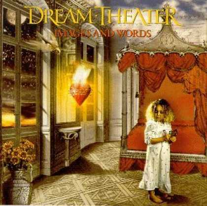Bestselling Music (2007) - Images and Words by Dream Theater