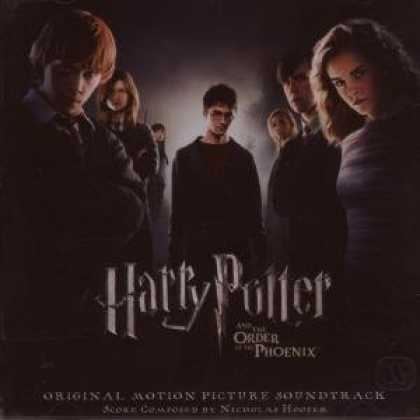 Bestselling Music (2007) - Harry Potter and the Order of the Phoenix