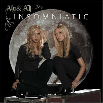 Bestselling Music (2007) - Insomniatic by Aly & AJ
