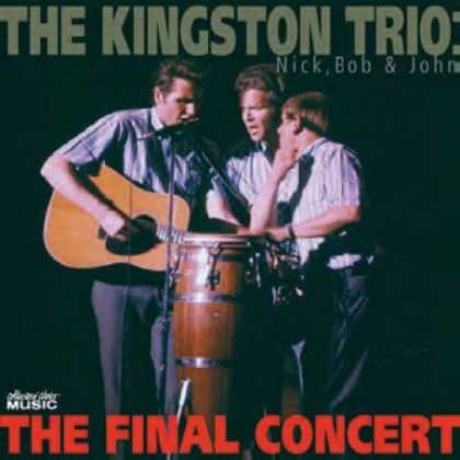 Bestselling Music (2007) - Nick, Bob & John: The Final Concert by The Kingston Trio