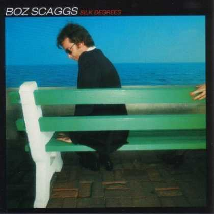 Bestselling Music (2007) - Silk Degrees by Boz Scaggs