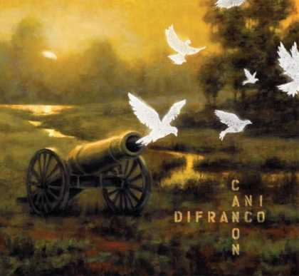 Bestselling Music (2007) - Canon by Ani DiFranco