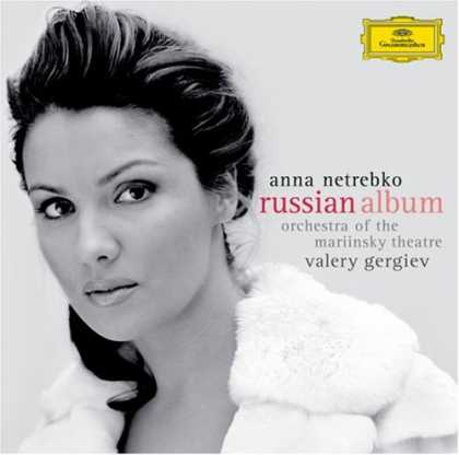 Bestselling Music (2007) - Russian Album by Anna Netrebko