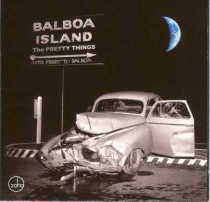 Bestselling Music (2007) - Balboa Island by The Pretty Things