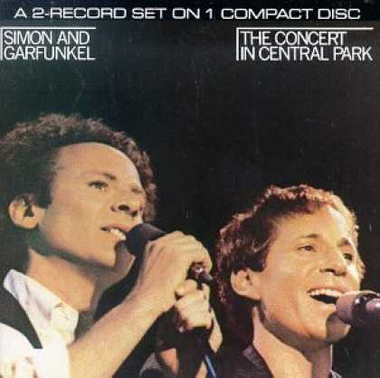 Bestselling Music (2007) - The Concert in Central Park by Simon & Garfunkel