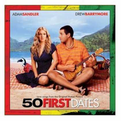 Bestselling Music (2007) - 50 First Dates by Various Artists