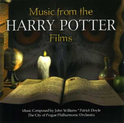Bestselling Music (2007) - Music from the Harry Potter Films