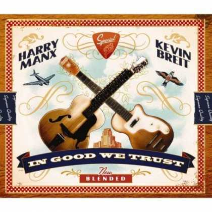 Bestselling Music (2007) - In Good We Trust by Harry Manx