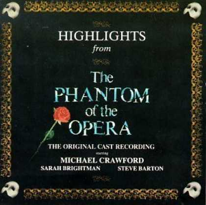 Bestselling Music (2007) - Highlights From The Phantom Of The Opera: The Original London Cast Recording (19