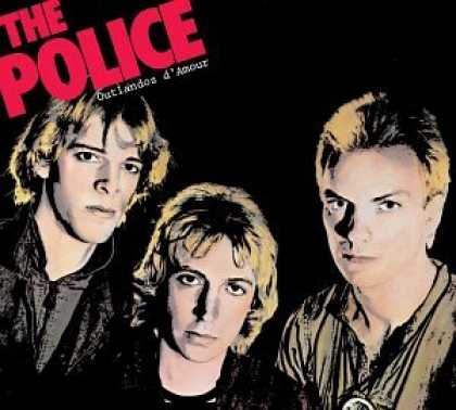 Bestselling Music (2007) - Outlandos d'Amour [Digipak] by The Police
