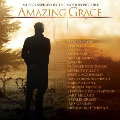 Bestselling Music (2007) - Amazing Grace: Music Inspired by the Motion Picture