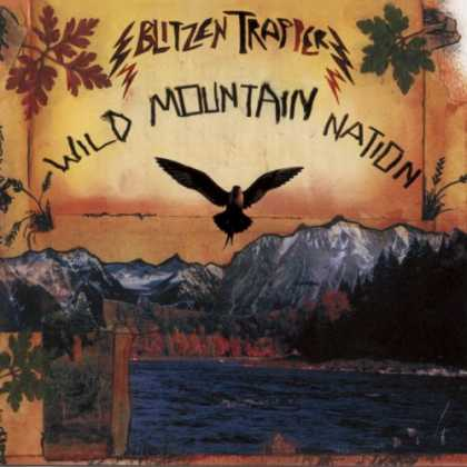 Bestselling Music (2007) - Wild Mountain Nation by Blitzen Trapper