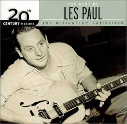 Bestselling Music (2007) - 20th Century Masters - The Millennium Collection: The Best of Les Paul by Les Pa