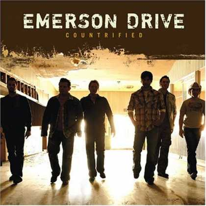 Bestselling Music (2007) - Countrified by Emerson Drive