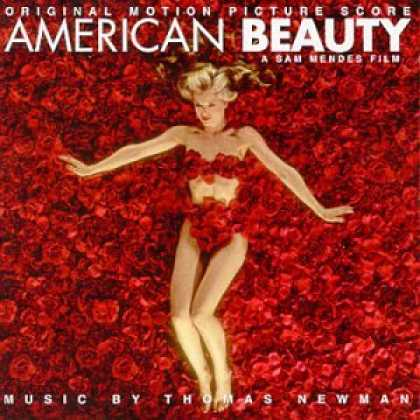 Bestselling Music (2007) - American Beauty: Original Motion Picture Score by Thomas Newman