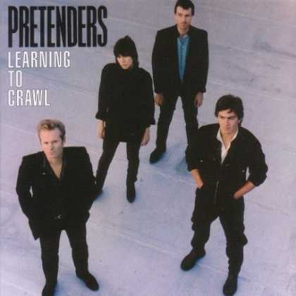 Bestselling Music (2007) - Learning to Crawl by Pretenders