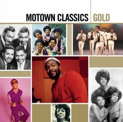 Bestselling Music (2007) - Motown Classics: Gold by Various Artists