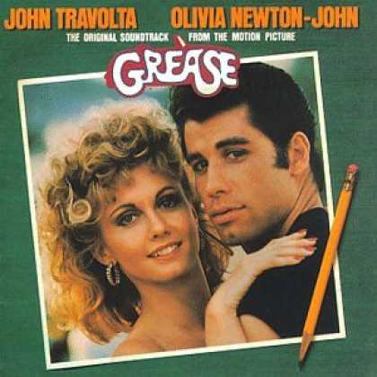 Bestselling Music (2007) - Grease (Original 1978 Motion Picture Soundtrack) by Olivia Newton-John