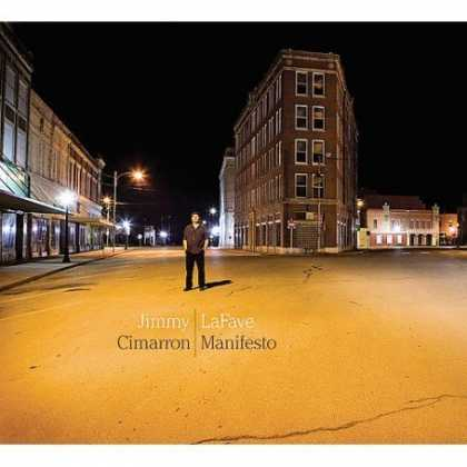 Bestselling Music (2007) - Cimarron Manifesto by Jimmy LaFave