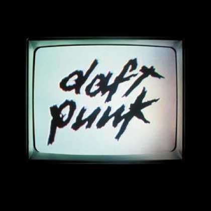 Bestselling Music (2007) - Human After All by Daft Punk