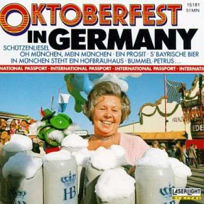 Bestselling Music (2007) - Oktoberfest in Germany by Various Artists