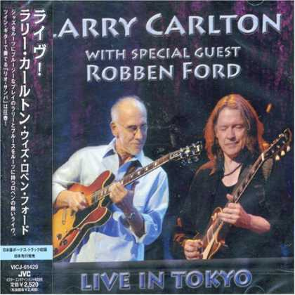 Bestselling Music (2007) - Live! With Robben Ford by Larry Carlton