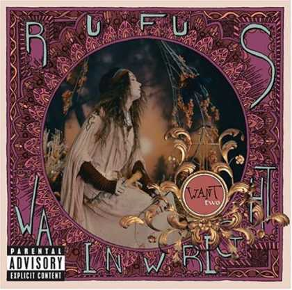 Bestselling Music (2007) - Want Two (CD/DVD combo) by Rufus Wainwright